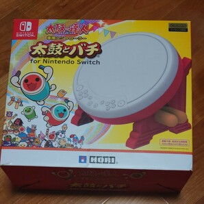 Nintendo Switch 太鼓の達人 専用コントローラー 太鼓とバチ タタコン 純正