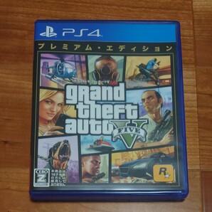 PS4 グランドセフトオート5 GTA5
