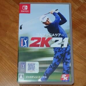 Nintendo Switch ゴルフ PGAツアー 2K21