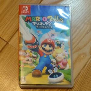 Nintendo Switch  マリオ+ラビッツキングダムバトル マリオラビッツ