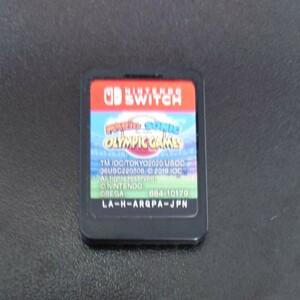 Nintendo Switch マリオ&ソニックAT東京2020オリンピック