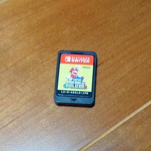 Nintendo Switch NewスーパーマリオブラザースU