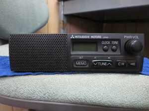三菱 キャンター FE516B AMラジオ 修理品 要下取り 送料込み