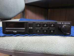 タイタン WGLAT ラジオ 24V 修理品 要下取り 送料込み