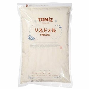2.5kg リスドォル(日清製粉) / 2.5kg TOMIZ(富澤商店) フランス/ハードパン用粉(準強力粉) 準強力小麦粉