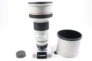 【 HORITA CAMERA 】AB(美品) 1912 Canon NEW FD 300mm F2.8 L 13332 キヤノン サンニッパ 単焦点 大口径 白レンズ