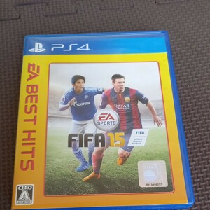 FIFA15 PS4ソフト