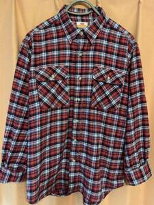 LEVI'S チェックシャツ