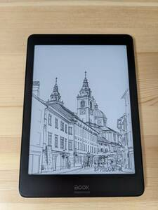 [ free shipping ]BOOX Nova2 7.8 -inch E-reader extra great number [ ultimate beautiful goods ]