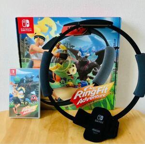 Nintendo Switch ニンテンドースイッチ リングフィット アドベンチャー任天堂