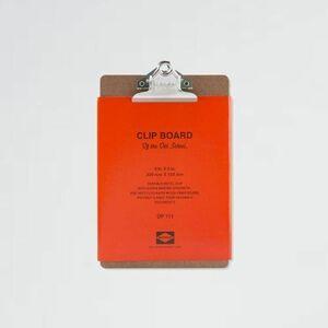 未使用 新品 ペンコ ハイタイド 4-14 シルバ- DP111 クリップボ-ド A5 オ-ルドスク-ル