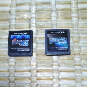 ポケットモンスターダイヤモンド ブラック2 DSソフト
