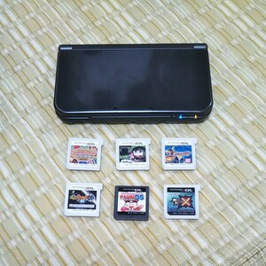 New3DSLL ソフト6本セット