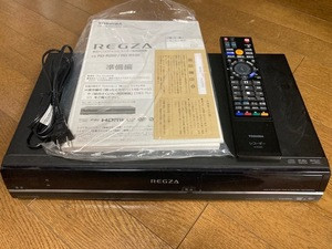 1円スタート! TOSHIBA REGZA RD-R100