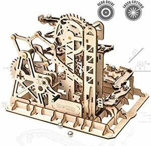 タワー Robotime 立体パズル 木製パズル クラフト プレゼント おもちゃ オモチャ 知育玩具 男の子 女の子 大人 入園
