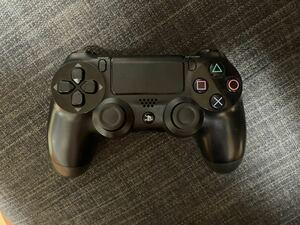 【ジャンク】PS4 ワイヤレスコントローラー DUALSHOCK4 黒