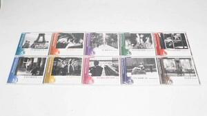 麗しきムードピアノの世界 スタンダード名曲集 CD 全10枚 セット 9枚未開封 収納ケース付き