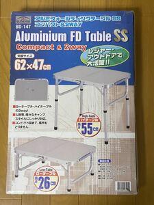 アルミニウム 折り畳みテーブル BD-147