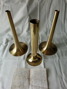 華道  茶道  ◆ 原  正樹 作 ◆ 花器 3種類 美品