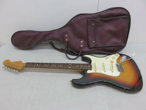 Fender Japan STRATOCASTER フェンダー ストラトキャスター エレキギター ORIGINAL contour body 音だし確認済 日本製 現状品