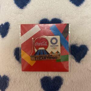 コカコーラ オリンピック ピンバッジ