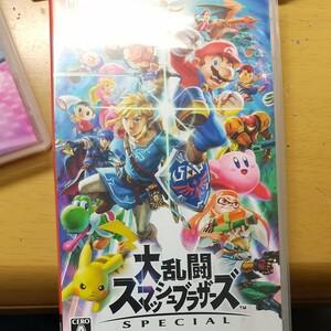 大乱闘スマッシュブラザーズSPECIAL Nintendo Switchとマリオカート