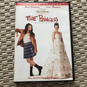 プリティ・プリンセス 特別版('01米) DVD