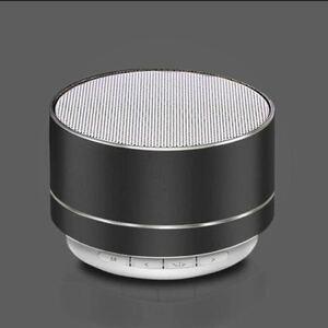 1円スタート ブルートゥーススピーカー 金属ワイヤレスオーディオ デスクトップスピーカー ミニ