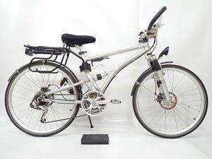 メルセデスベンツ トレッキングバイク サイズ44【リアシフト難あり】 ∩ 6222D-1