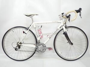 【安全点検済】RALEIGH CRF Carlton-F ラレー レイノルズクロモリ ロードバイク 2012年モデル ∈ 62AB9-1