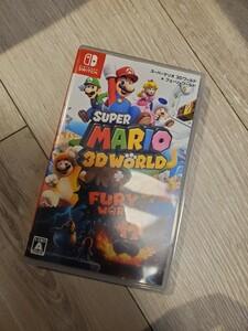 Nintendo Switch ニンテンドースイッチ スーパーマリオ 3d ワールド フューリーワールド