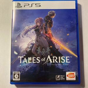 【PS5】 Tales of ARISE [通常版]