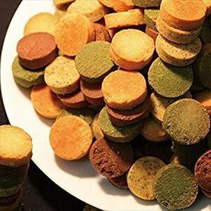単品 天然生活 おからクッキー FourZero お試し 200g 味4種 プレーン ココア 紅茶 抹茶 小麦 卵 乳 上白糖