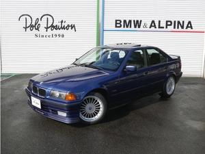返金保証付:1993年 アルピナB3-3.0/1 貴重5MT ニコル物。オールペン、デコ新品、アルミOHタイヤ新品、天井張替え、レス@車選びドットコム