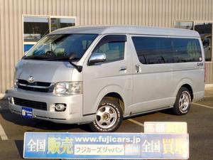 キャンピングカー ハイエース ロータスRV チッタ 4WD@車選びドットコム