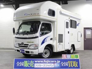 キャンピングワークス オルビスユーロ 4WD@車選びドットコム
