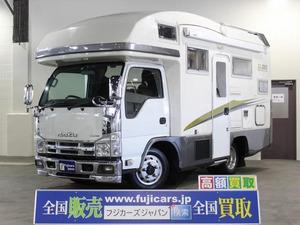 キャンピング バンテック ジル520クルーズ 4WD@車選びドットコム