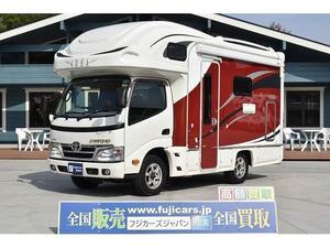 H27 トヨタ カムロード ナッツRV クレア5.3W@車選びドットコム