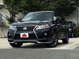 \全車保証付/ 平成24年 レクサス RX450h Fスポーツ @車選びドットコム