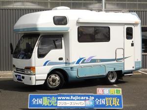 キャンピングカー エルフ適合 ジルクルーズ 4WD@車選びドットコム