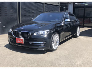 2014年 BMWアルピナ B7 ビターボ リムジン アルラット 4WD 正規ディーラー車@車選びドットコム