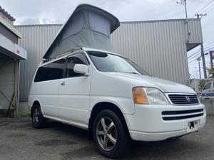 ◆北海道◆車中泊◆全国から注文販売可◆ホンダ ステップワゴン4WD・フィールドデッキ・キャンピング仕様・キャンプ@車選びドットコム