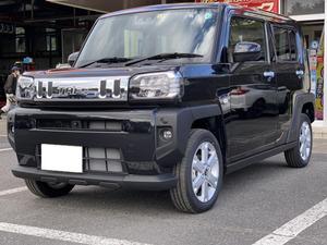 令和2年 タフト G 4WD 登録済み未使用車@車選びドットコム
