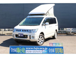 キャンピング デリカD:5 Dパワー ポップアップ DT4WD@車選びドットコム