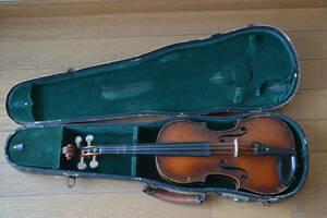 ジャンク■SUZUKI Violin 鈴木バイオリン ヴァイオリン No.13 1/4 弦楽器子供用 キッズ