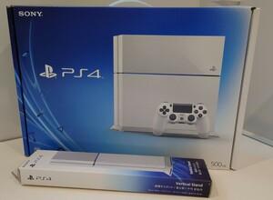 PS4本体 500GB スタンド ペルソナ5 20thBOX