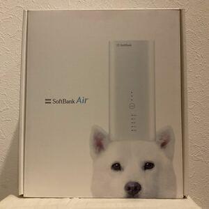 ソフトバンクAir WiFiルーター 無線LAN中継器 Wi-Fi