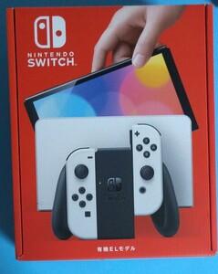 Nintendo Switch(有機ELモデル) Joy-Con(L)/(R) ホワイト ニンテンドースイッチ本体