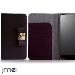 iPhone12/12プロケース アイフォン12pro 5G(ダークブラウン)リボンチャーム 本革 手帳型 携帯カバー ソフトバンク 5G ドコモ レザー 73