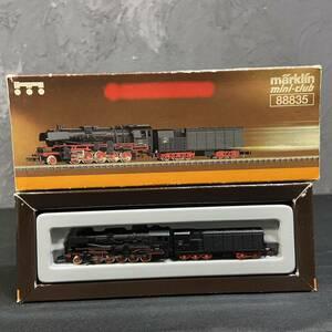○(M3-④-ke)marklin mini-club 88835 『MHI 蒸気機関車 BR52 1911年』Zゲージ 鉄道模型 メルクリン (Ω0369)